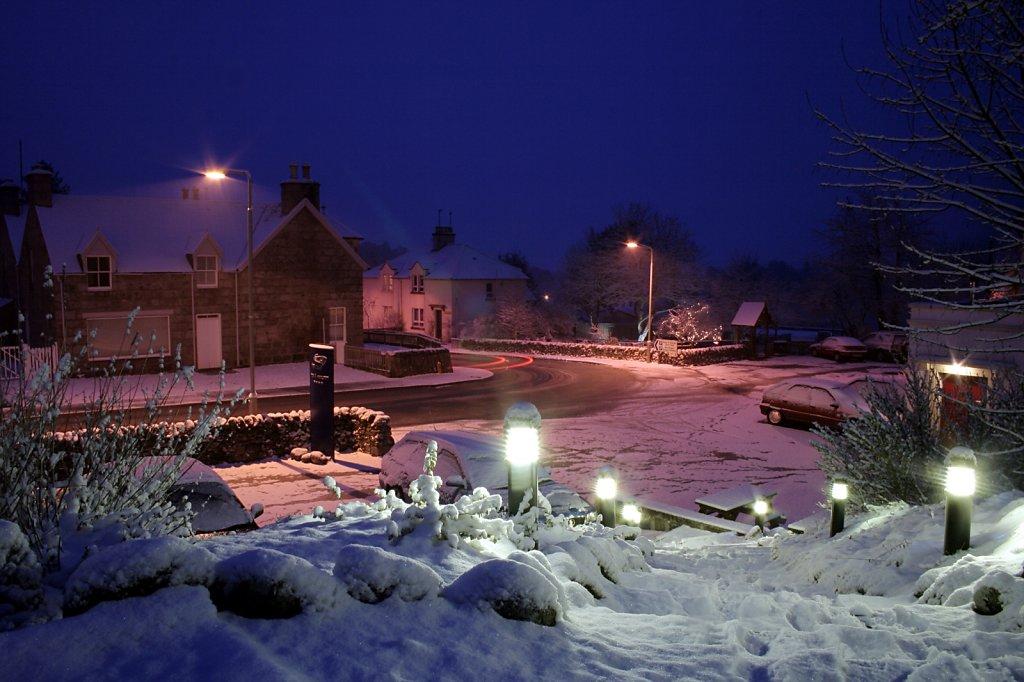 """""""Winter night"""""""