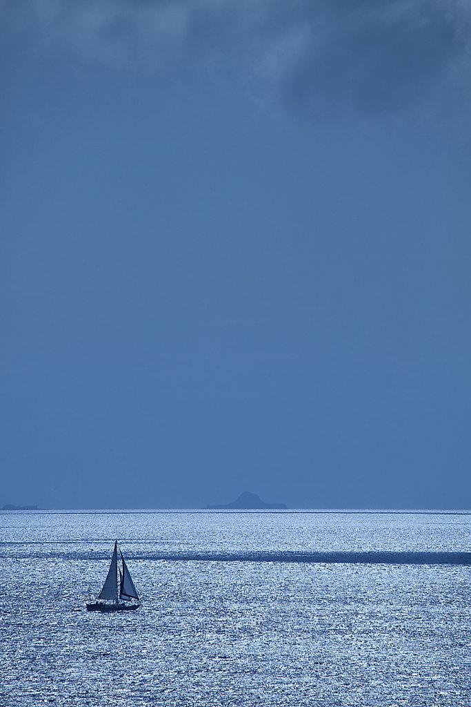 Deep Blue Heaven